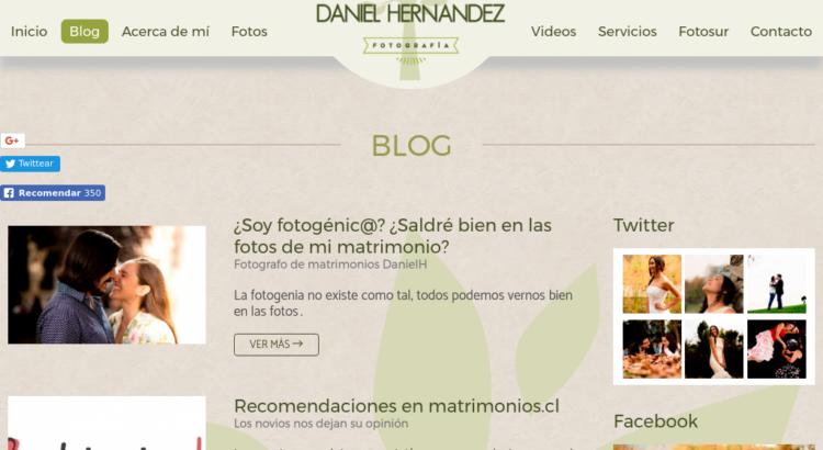 Fotografo para matrimonios en Chile