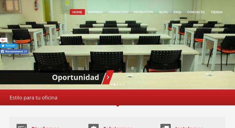 Muebles para Oficina en Chile