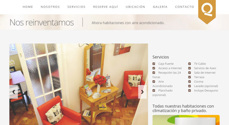 Hotel en Providencia