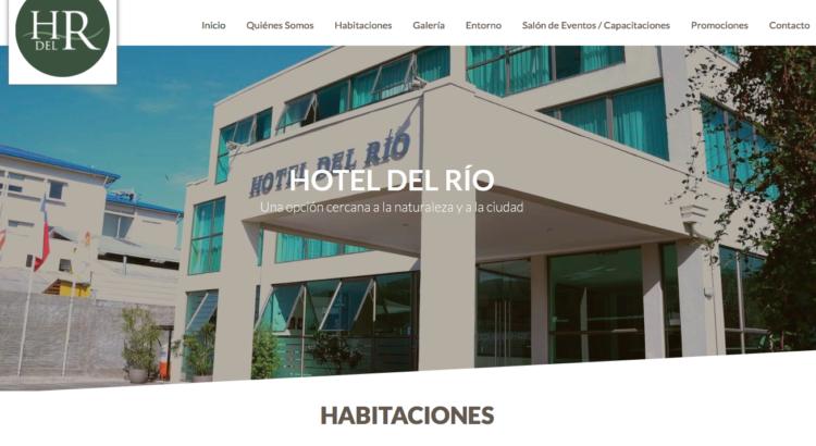 Hoteles en Constitucion