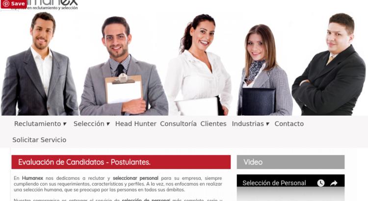 Selección de recursos humanos
