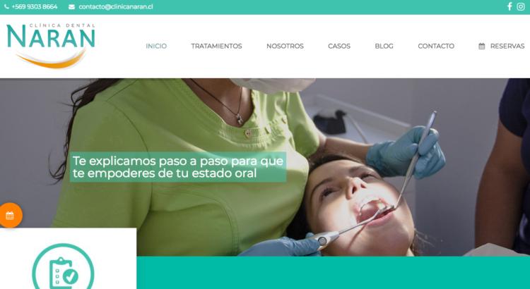 líder en Implantes dentales