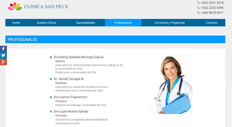 médicos en Rinitis Alérgica en Providencia