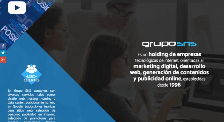 Webhosting en santiago