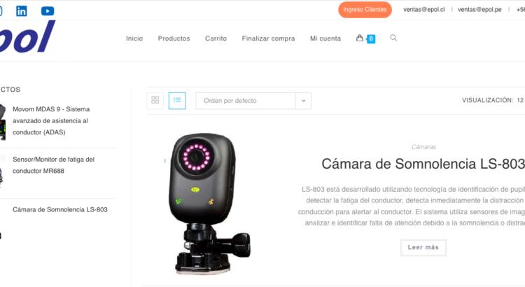 Producto Kat33 en la RM de santiago de Chile