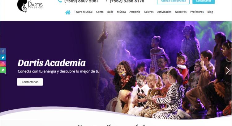lien en Academia de actuación en chile