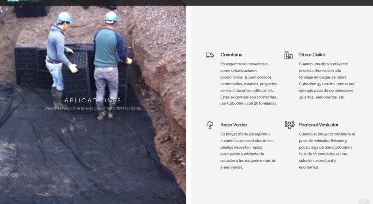 expertos en drenaje en santiago
