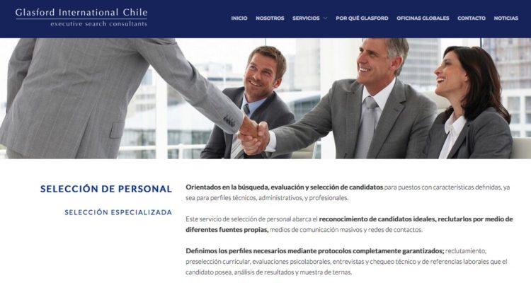 Executive search en santiago